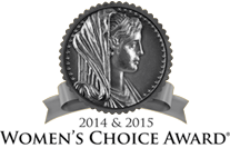 2015 Women's Choice Award